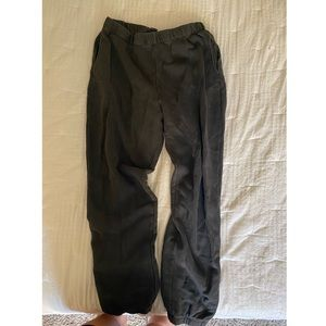 Forever 21 grey joggers